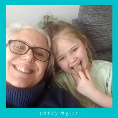 FULLY Engaged Grandparenting Despite Living with Pain